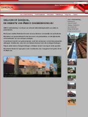 Seo web design for roof maker